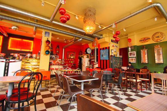 Cafe-String